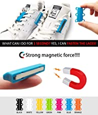 JERN Magnetic Shoelace Buckle Lazy Closures