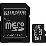 Kingston Canvas Select Plus SDCS2/16GB Scheda microSD Classe 10 con Adattatore SD Incluso, 16 GB