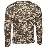 Mil-Tec Long Sleeved T-Shirt