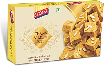 Bikano Chana Almond Bite 400 gm