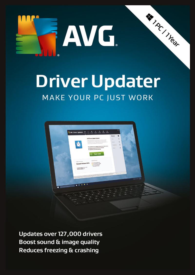 AVG Driver Updater (2018) [Code Jeu ]