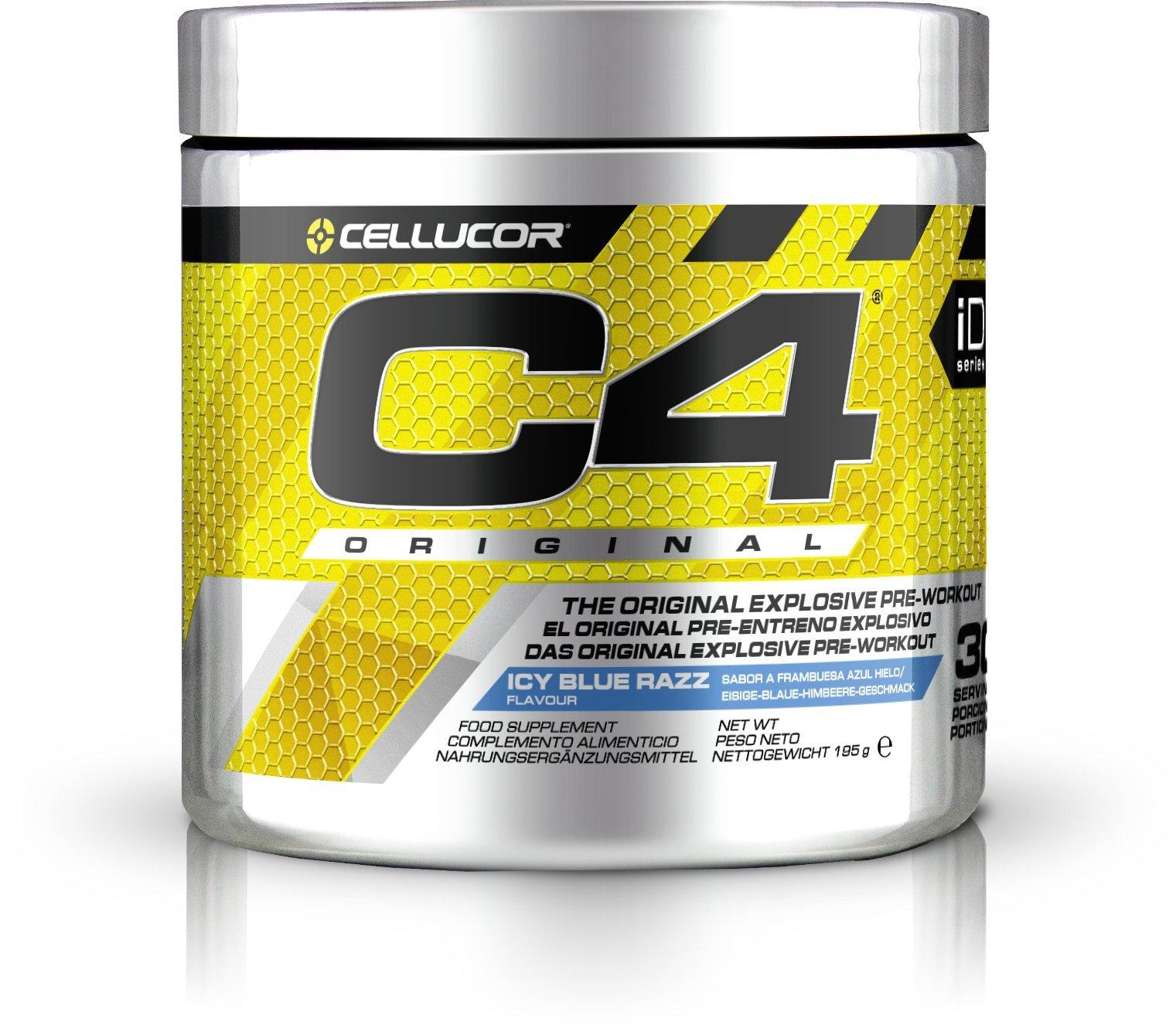 C4 Original Beta Alanine Sports Nutrition Bulk Pre Workout Powder for Men & Women   Best Pre-Workout Energy Drink…