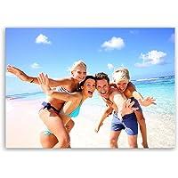 ge Bildet Bilderdepot24 hochwertiges Leinwandbild - Ihr eigenes Foto - Ihr Wunsch-Motiv auf Künstler-Leinwand - 40 x 30…