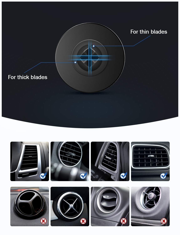 Mpow-Handyhalterung-KFZ-Magnet-Handy-Halterung-Universal-Smartphone-Halterung-fr-iPhone-XSXR88Plus-Samsung-S9S8S7-Huawei-usw