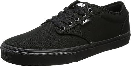 Vans M ATWOOD (CANVAS) BLACK/, Sneaker uomo
