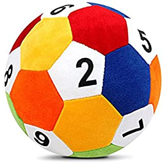 Babique Ball Soft Toy Stuffed Plush Ball Kids Birthday Gift 26 cm  1234