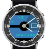 Wear Watchface Z1