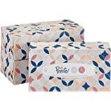 Marca Amazon - Presto! Pañuelos de 3 capas - 12 cajas (12 x 90 pañuelos)