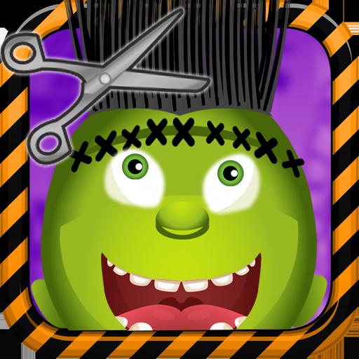Monster Halloween Hair Salon (Für Halloween-spiele Office)