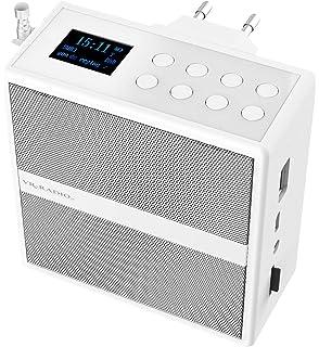 Auvisio Steckerradio Ukw Steckdosenradio Und Amazon De Elektronik