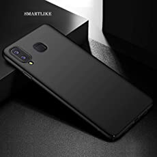 SmartLike Back Cover for Samsung Galaxy A8 Star (A9 Star) - Black