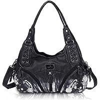 Angel Kiss Tasche Damen Handtasche Schultertasche Lederhandtasche Reise Arbeit Shopping Mode Damenhandtasche…