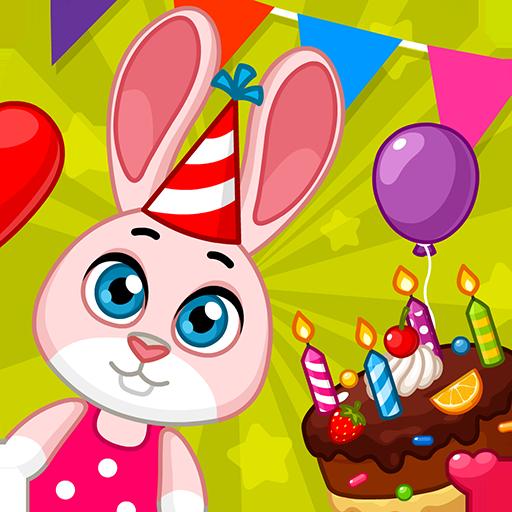 Geburtstag - lustiger Kinderurlaub