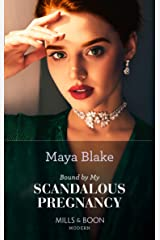 Bound By My Scandalous Pregnancy (Mills & Boon Modern) (The Notorious Greek Billionaires, Book 2) Kindle Edition