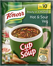 Knorr Veg Hot and Sour Cup-A-Soup, 11g