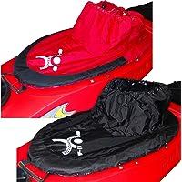 Canoashop.com Paraspruzzi per Canoa Kayak Taglia Unica Regolabile