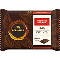 Perugina Professionale 12381932 Cioccolato Fondente Trasimeno Pane, 1 kg