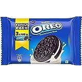 Cadbury Oreo Chocolate Creme Biscuit Family Pack, 300 g