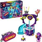 LEGO TrollsWorldTour FestaTechnoallaBarrieraCorallina, Playset con la Sirena e la Piovra, 41250