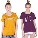 Broadstar Women's T-Shirt (Pack of 2)