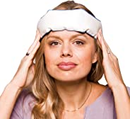 Thera-Med Headache Ice Pack Relief Band - Fabric Lined Ice Pack for Headache Relief and Migraine Relief - Works On Tension H