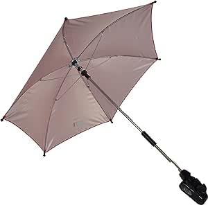 B/éb/é Parasol Compatible avec Hauck Shopper Noir
