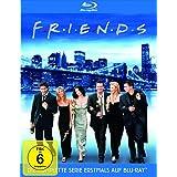 Friends - Die komplette Serie (20 Blu-rays) (+Bonus Blu-ray) [Francia] [Blu-ray]