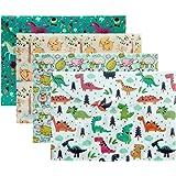 Carpeta para Documentos A4 - MOOKLIN ROAM 16pcs Carpetas archivo Plástico con Cierre a Presión en 4 Colores para Certificados