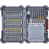 Bosch Professional 40-Delige Boor- en Schroevendraaierbitset (Pick and Click, Extra Harde Schroefbits, met Universeelhouder)