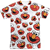 Sesame Street - Camiseta - Camiseta gráfica - Manga corta - opaco - para hombre