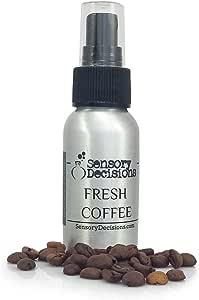 Sensory Decisions Auto Lufterfrischer Echter Kaffee Duft Auto Lufterfrischer Parfüm Spray Auto