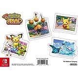 New Pokemon Snap Sticker Sheet (Nintendo Switch)