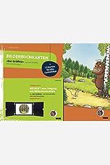 Bilderbuchkarten »Der Grüffelo« von Axel Scheffler und Julia Donaldson: Mit Booklet zum Umgang mit 17 Bilderbuchkarten für das Kamishibai (Beltz Nikolo) Karten