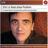 Eric le Sage plays Poulenc (Coffret 6 CD)