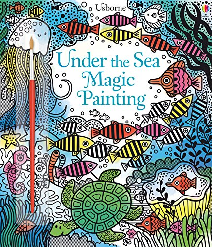 Under the Sea Magic Painting (Book Magic Painting)