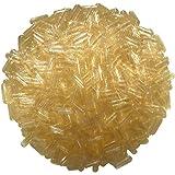 "PsoriasisEX | 1.000 transparente Leerkapseln Größe ""3"" (Gelatine) - leere Kapseln [(transparent-transparent) - (natural)]"