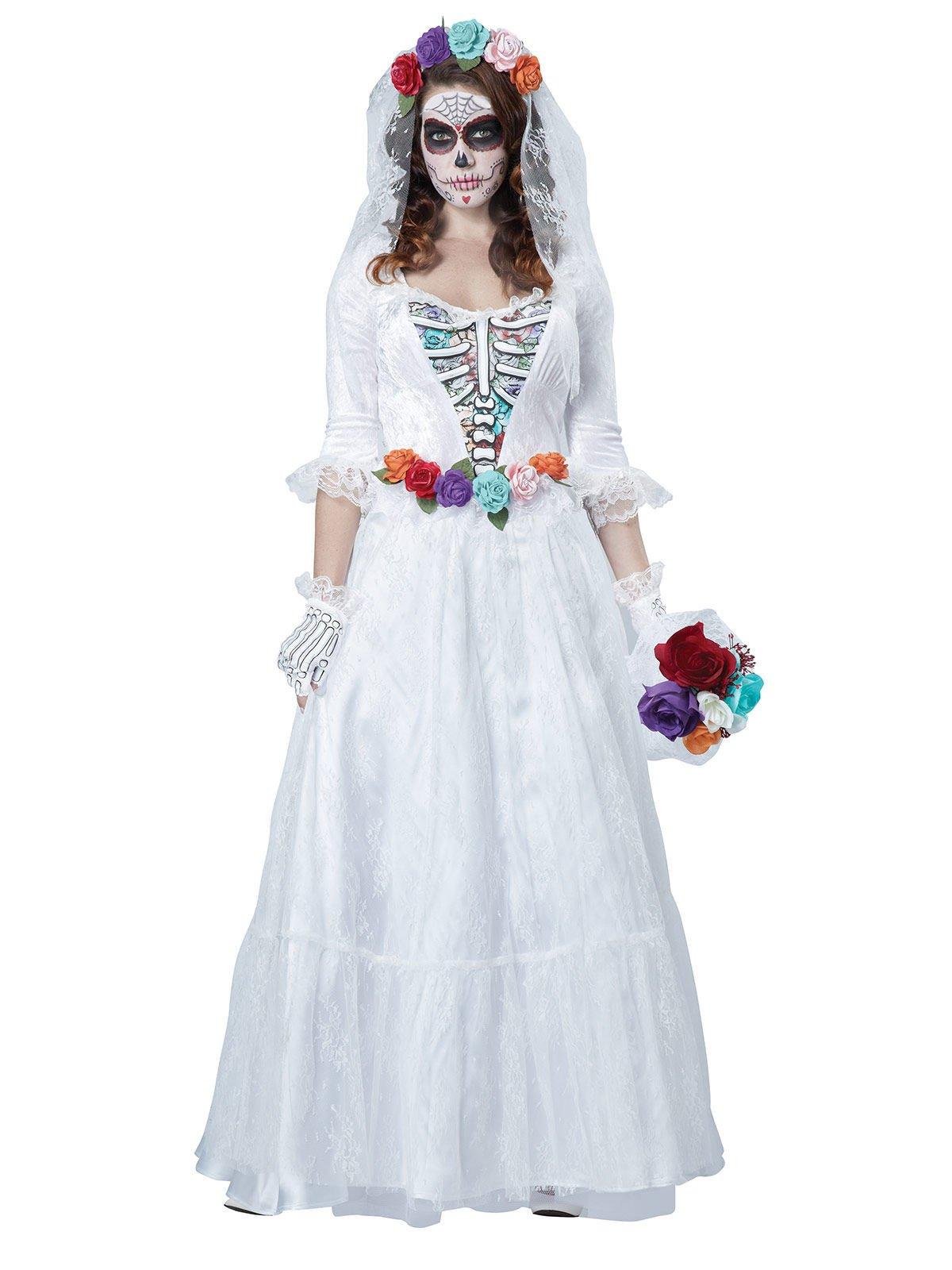 Generique – Disraz de Esqueleto Novia para Halloween