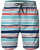 TUONROAD Herren Badeshorts Badehose in vielen Farben  Badeshort  Bermuda Shorts  Schwimmhose  Badehosen  Badehose für Männer in den Größen S bis XL