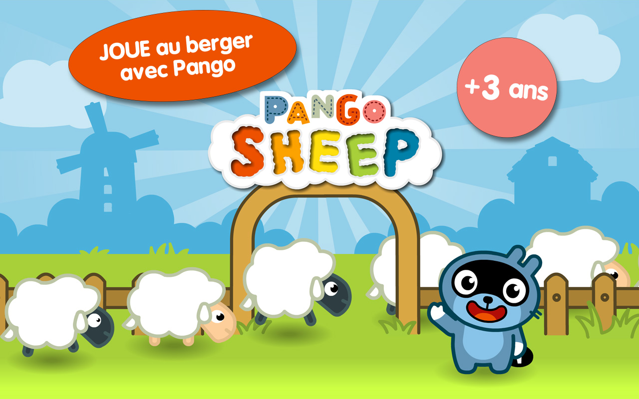 Pango Sheep Capture d'écran