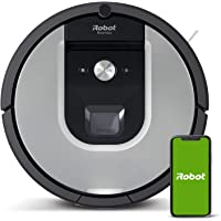 iRobot Roomba 971 Saugroboter mit starker Saugkraft, 3-stufigem Reinigungssystem, Raumkartierung, Zwei Multibodenbürsten…