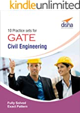 10 Practice sets for GATE Civil Engineering