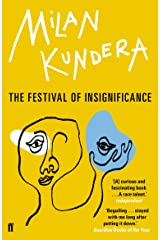 The Festival of Insignificance (English Edition) Kindle Ausgabe