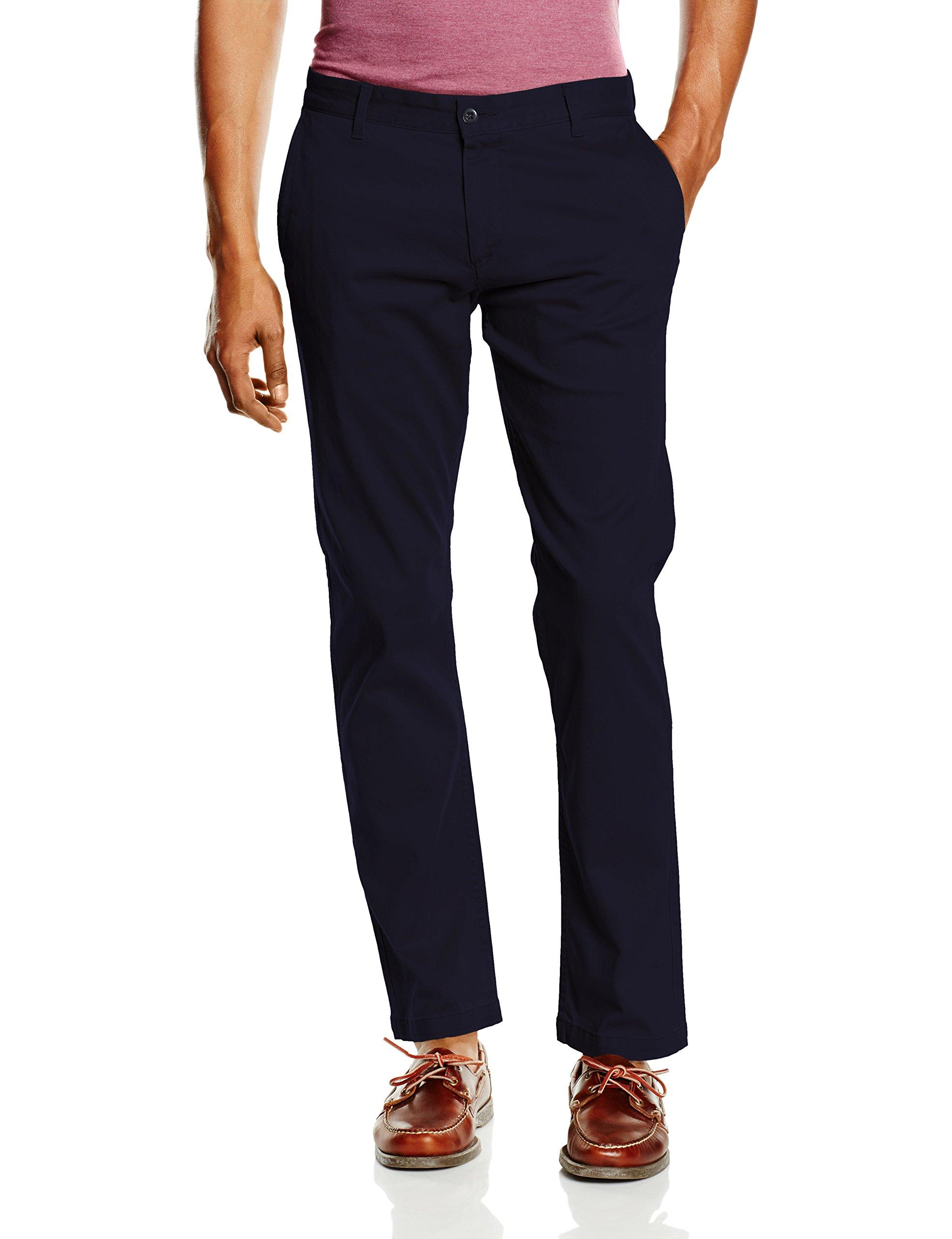 Dockers Pacific Field Khaki Slim Tapered Pantalones para Hombre