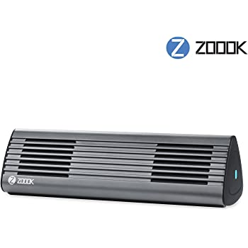 Zoook Blue ZB-Vault Bluetooth 4.0 Speaker, Colors May Vary