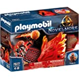 Playmobil 70227 Knights of Novelmore Burnham Raiders Spirit of Fire