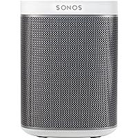 Sonos Play:1 Smart Speaker (Kompakter und kraftvoller WLAN Lautsprecher für unbegrenztes Musikstreaming…