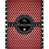 Recipe Book For Own Recipes: Blank Recipe Book ( For 100 Recipe ) (Blank Recipe Books)