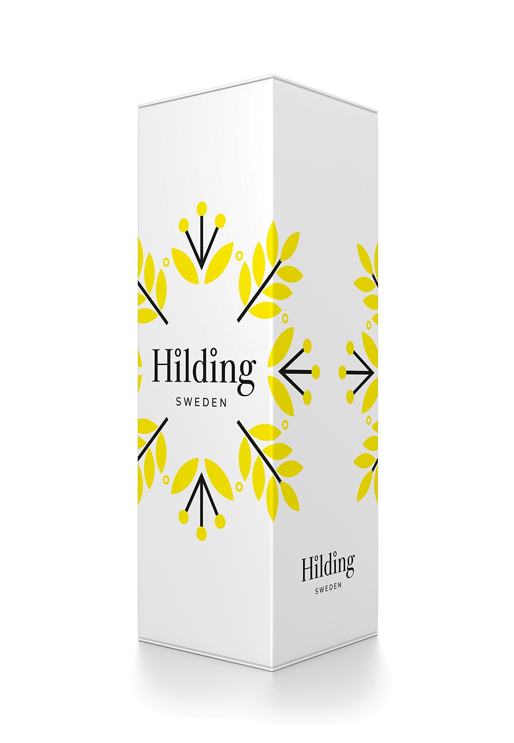 Hilding Sweden Essentials Air Komfortschaummatratze / mittelfeste Matratze mit orthopädischem 7-Zonen-Schnitt für alle…