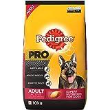 Pedigree PRO Expert Nutrition Active Adult Large Breed Dog (18 Months Onwards) Dry Dog Food, 10kg Pack