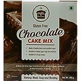 Mills & Browns Baking Supplies Chocolate Cake Mix, 250 Gms